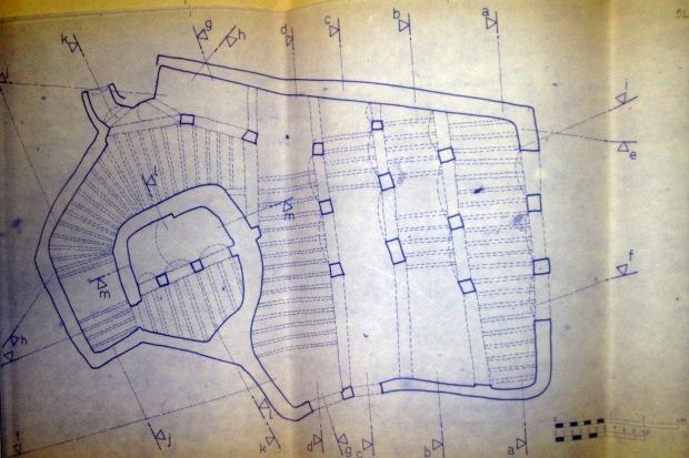 03.Sidi-Brahim Mosqu_UNESCO_ceiling plan