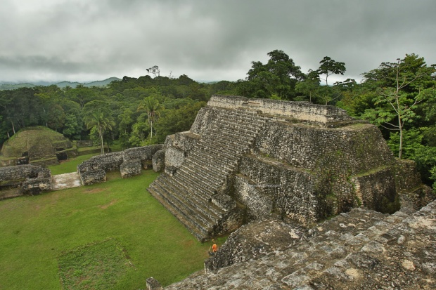 Caracol, Mayan Archeological Site (photo: Hanna Stables)