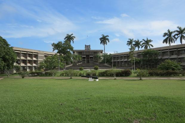 Independence Plaza, Belmopan (photo: )