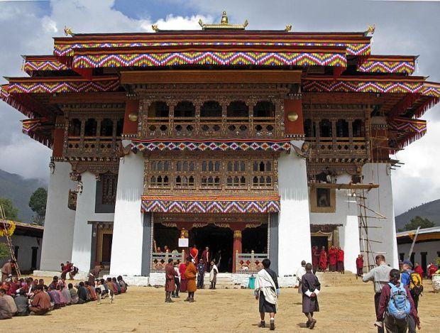 Main_Temple_Gangtey_Goemba