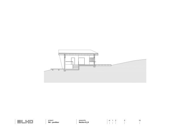 22_Ski_Restaurant_Radusa_drawings_section_B-B