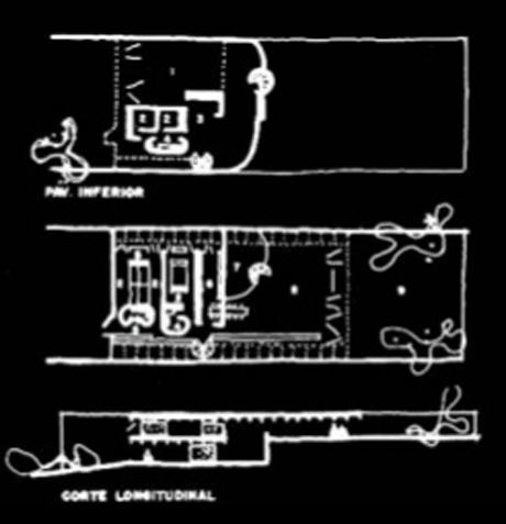 24.Brazil_Residencia-Jose-Roberto-Filippelli_sketch plans
