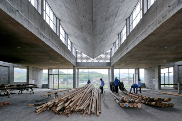 36_china-Wuyishan-Bamboo-Raft-Factory_tao-architects_12