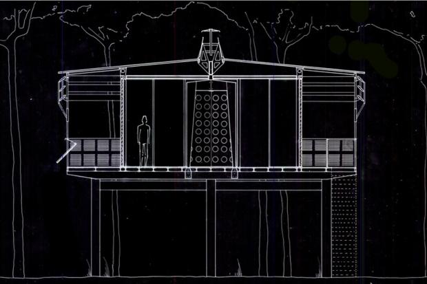 Maison ropicale-cross section-future-house-genealogy.blogspot.de