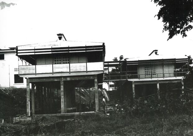 Maison Tropicale-brazaville-congo-