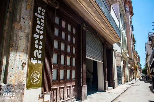 Factoria Habana Art gallery in Old Havana © Cuba Absolutely